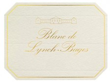 BLANC DE LYNCH-BAGES Vin blanc sec du Ch. Lynch-Bages Primeurs 2017