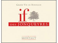 IF des JONQUEYRES Second vin du Château Les Jonqueyres 2015 bottle 75cl