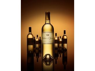 Château d'YQUEM 1er grand cru classé 2015 la caisse bois de 1 bouteille 75cl