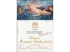 Château MOUTON-ROTHSCHILD 1er grand cru classé 2010 bottle 75cl