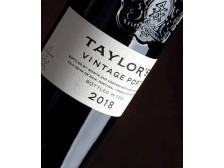 TAYLOR Porto Vintage 2018 bottle 75cl