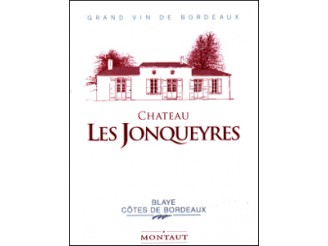 IF des JONQUEYRES Red 2016 bottle 75cl
