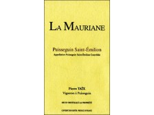 La MAURIANE Red 2018 Futures