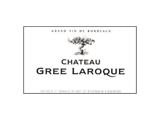 Château GRÉE LAROQUE Red 2012 bottle 75cl