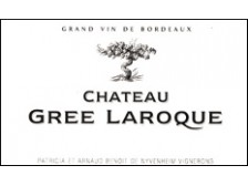 Château GRÉE LAROQUE Red 2015 bottle 75cl