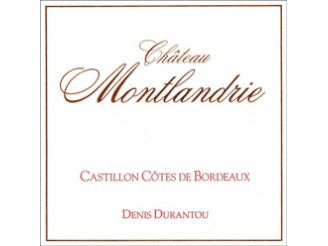 Château MONTLANDRIE Red 2015 bottle 75cl