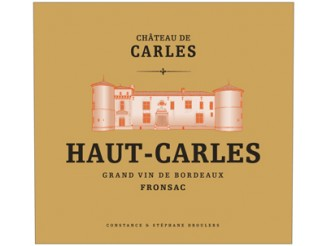 HAUT-CARLES Red 2018 Futures