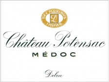 Château POTENSAC Red 2016 bottle 75cl