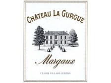 Château LA GURGUE Red 2016 bottle 75cl