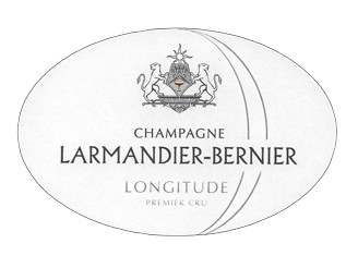"Champagne LARMANDIER-BERNIER ""Longitude"" 1er cru - Blanc de Blancs bottle 75cl"