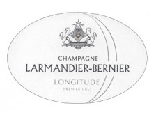 Champagne LARMANDIER-BERNIER 'Longitude' Blanc de Blancs 1er Cru no vintage bottle 75cl