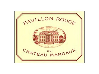 PAVILLON ROUGE Second wine from Château Margaux 2012 bottle 75cl