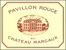 PAVILLON ROUGE Second wine from Château Margaux 2014 bottle 75cl