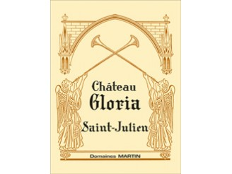Château GLORIA Red 2014 bottle 75cl