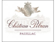Château PIBRAN Red 2016 bottle 75cl