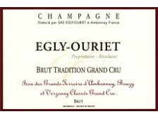 Champagne ÉGLY-OURIET Grand Cru Brut Tradition no vintage bottle 75cl
