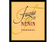 FUGUE DE NÉNIN Second wine from Château Nénin 2016 bottle 75cl