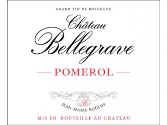 Château BELLEGRAVE Red 2019 Futures