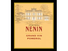 Château NÉNIN Red 2017 bottle 75cl
