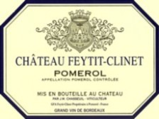Château FEYTIT-CLINET Red 2017 bottle 75cl
