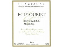 Champagne ÉGLY-OURIET Grand Cru Millésime 2009 bottle 75cl
