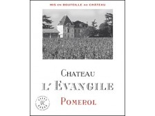 Château L'ÉVANGILE Red 2016 bottle 75cl