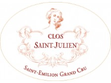 Clos SAINT-JULIEN Grand cru 2012 bottle 75cl