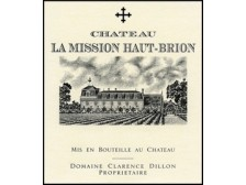 Château La MISSION HAUT-BRION Grand cru classé 2017 bottle 75cl