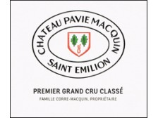 Château PAVIE MACQUIN 1er grand cru classé 2015 wooden case of 1 magnum 150cl