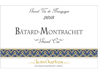 Domaine Jean CHARTRON Bâtard-Montrachet Grand cru dry white 2019 Futures