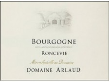 "Domaine ARLAUD Bourgogne ""Roncevie"" red 2017 bottle 75cl"