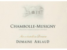 Domaine ARLAUD Chambolle-Musigny Village red 2013 bottle 75cl