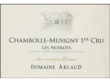 Domaine ARLAUD Chambolle-Musigny Les Noirots 1er cru red 2013 bottle 75cl