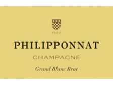 Champagne PHILIPPONNAT Grand Blanc Brut 2011 bottle 75cl