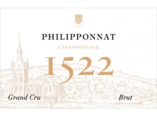 "Champagne PHILIPPONNAT ""1522"" Grand Cru Extra-Brut 2012 bottle 75cl"