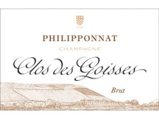 Champagne PHILIPPONNAT Clos des Goisses Brut 2010 bottle 75cl
