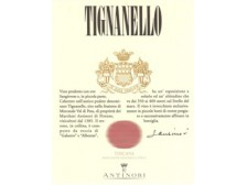 MARCHESI ANTINORI Tignanello (Toscane) 2011 bottle 75cl