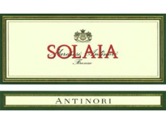 MARCHESI ANTINORI Solaia (Toscane) 2011 bottle 75cl