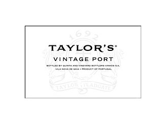 TAYLOR Porto Vintage 2009 bottle 75cl