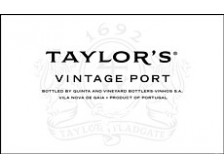 TAYLOR Porto Vintage 2017 ½ bottle 37.5cl