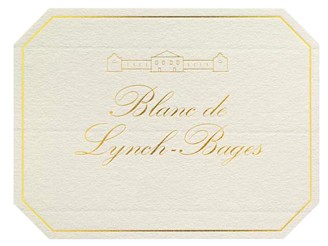 BLANC de LYNCH-BAGES Dry white wine from Château Lynch-Bages 2018 Futures