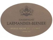 "Champagne LARMANDIER-BERNIER ""Vieille Vigne du Levant"" Grand Cru 2011 bottle 75cl"