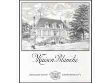 Château MAISON BLANCHE Red 2009 bottle 75cl
