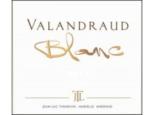 VALANDRAUD blanc Dry white wine from Château Valandraud 2019 Futures