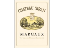 Château SIRAN Red 2018 wooden case of 1 magnum 150cl