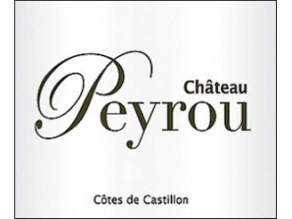 Château PEYROU Red 2016 bottle 75cl