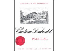 Château FONBADET Red 2018 Futures