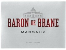 BARON DE BRANE Second wine from Château Brane-Cantenac 2018 Futures