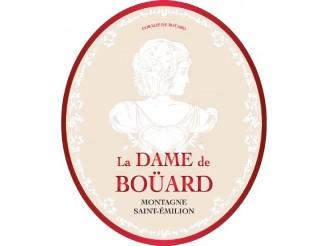 LA DAME DE BOÜARD Second vin du Château Clos de Boüard 2016 la ...
