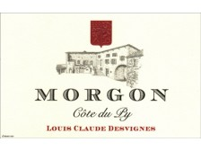 "Domaine Louis-Claude DESVIGNES Morgon ""Côte du Py"" red 2018 bottle 75cl"